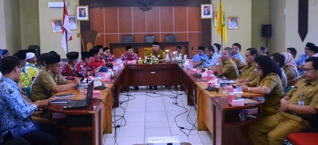 Mayoritas Pengurus LPTQ Ingin MTQ Kalteng Tetap Berlanjut